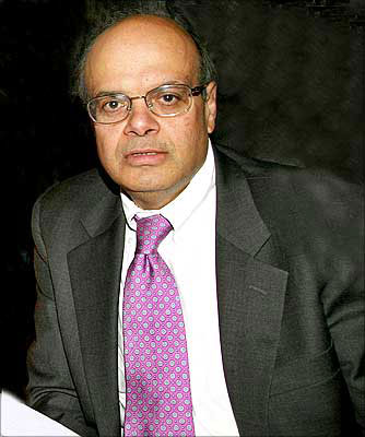 Ajit Jain, CEO of Berkshire's insurance business.