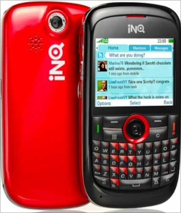 INQ Chat 3G.