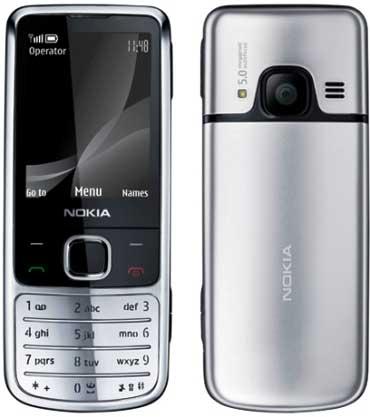 Nokia 6700c.