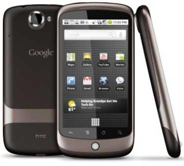 HTC HD Mini.