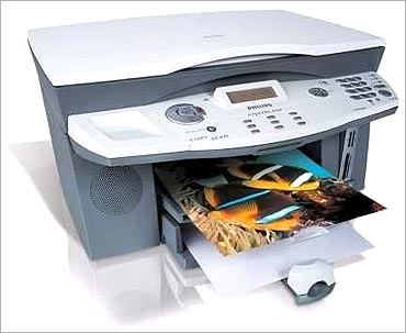Philips printer 650.