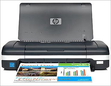 HP OfficeJet H470.