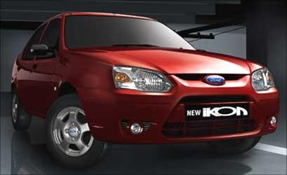 Ford Ikon.