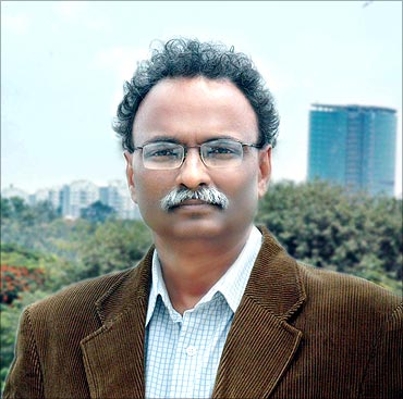 Chandrasekhar Hariharan, CEO of Bio-diversity Conservation India (Pvt) Ltd.