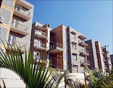 Going from Rs 1 lakh to Rs 400 crore, with via eco-sensitive homes!