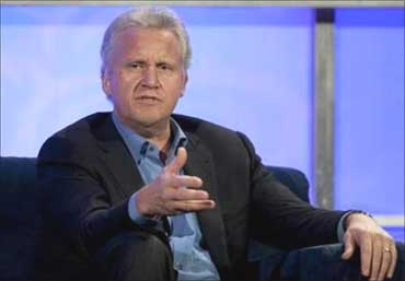 Jeffrey Immelt .
