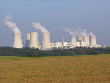 Nuclear power.