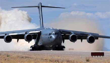 C-17 Globemaster III.