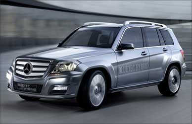A cheaper Mercedes on the cards?