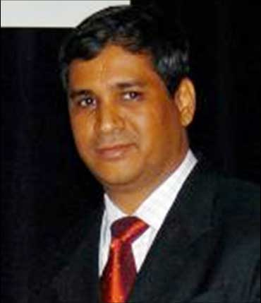 Vineet Rai, founder of Aavishkaar.