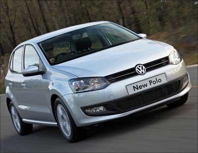 Volkswagen Polo.