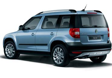 Skoda Yeti is here! A complete overview