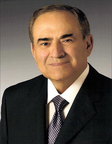 Ray Irani.