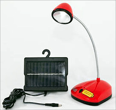 A solar lamp from D.Light.