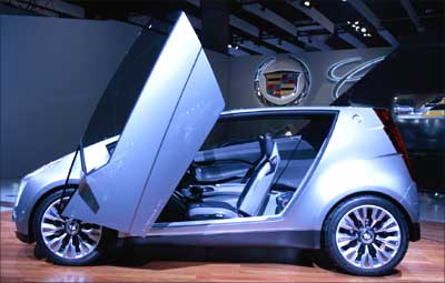 Cadillac's Concept car.