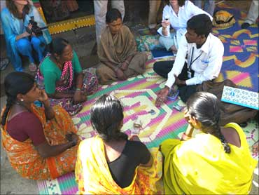 The success story of micro-finance in Andhra