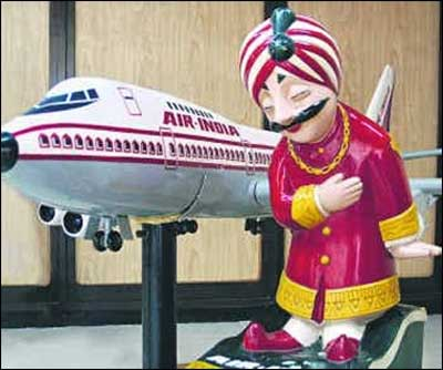 Huge debt for Air India .
