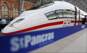 The fastest trains in the world!