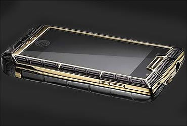 Versace phone.