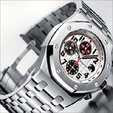 Audermars Piguet watch.