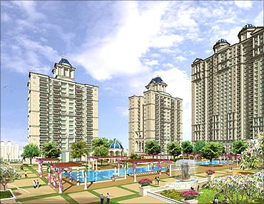 Real estate to boom near the airport site in Panvel.