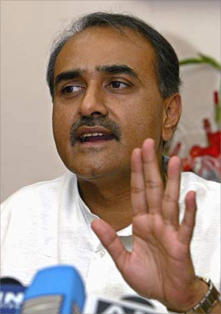 Praful Patel, Civil Aviation Minister.