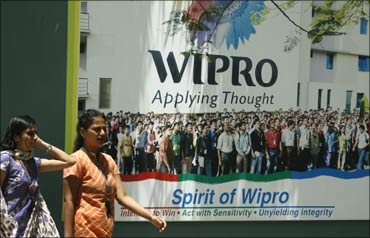 Wipro: Applying thought.