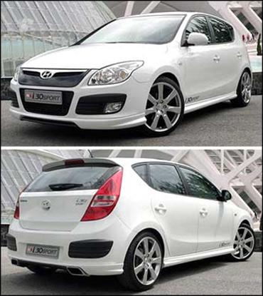 Hyundai i30 Sport.