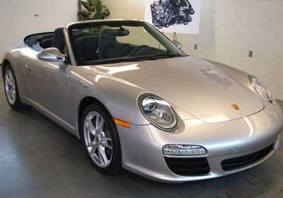 Porsche 911 series.