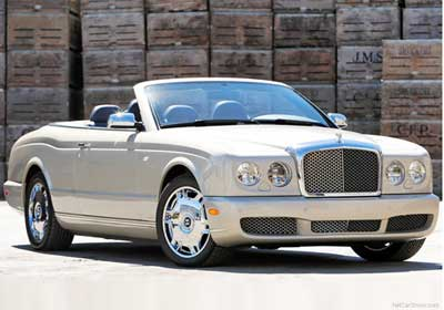 Bentley Azure.