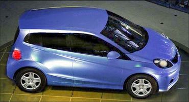 Honda Brio is pariced at Rs 5 lakh.