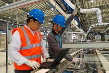 Applied Materials Moves Solar Expertise to China
