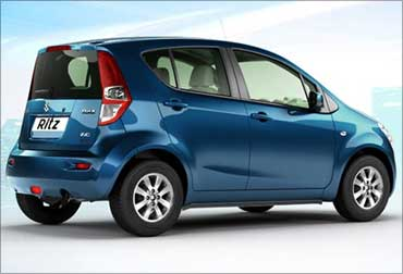 India may be Suzuki's small car export hub