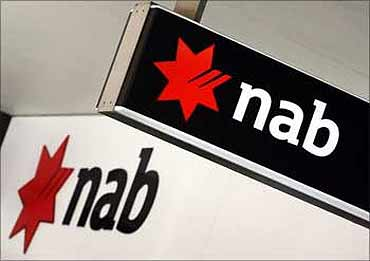 National Australia Bank Limited.