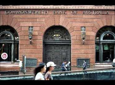 Commonwealth Bank of Australia.