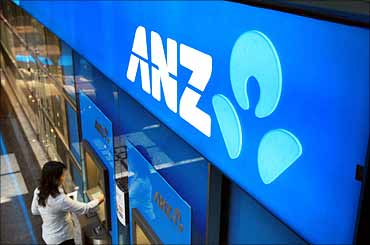 Australia and New Zealand Banking Group.