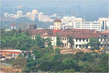 Mangalore is seeing a major real estate boom, too.