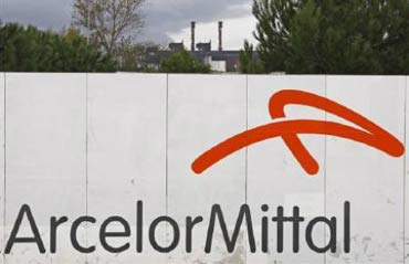 Arcelor Mittal plant at Ranchi.