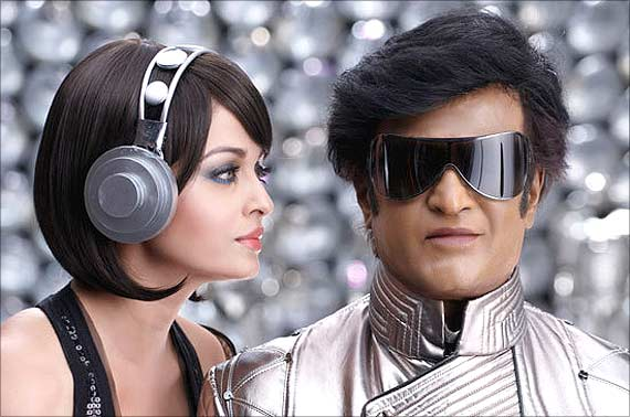 Rajnikanth's latest starrer has opened to rave reviews