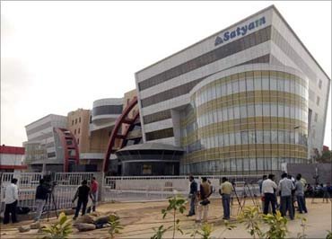 Huge losses at Satyam? Employees not worried