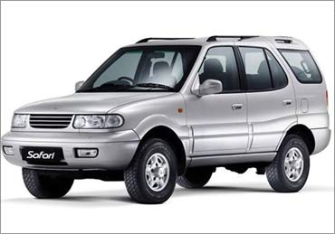 Tata Safari DiCOR