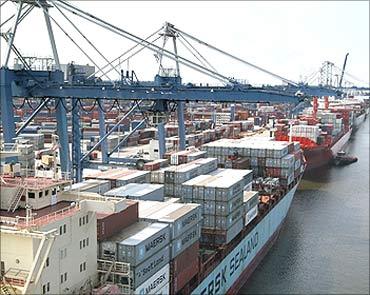 Ennore Port