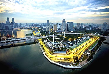 Why Singapore is a tourist's delight