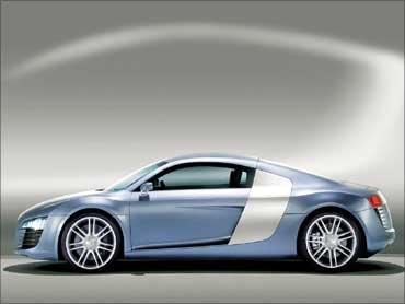 A peek into the new Audi Quattro concept