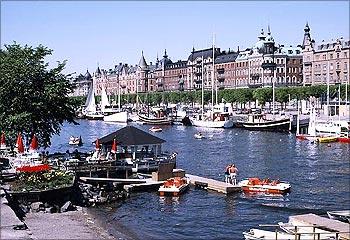 Sweden.