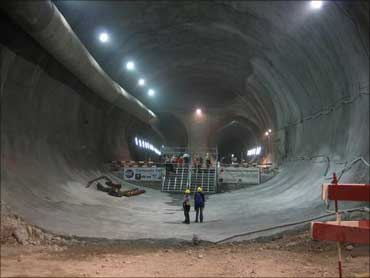 World's longest railway tunnel is finally getting ready