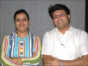 Gaurav Jain and Pallavi Gupta.