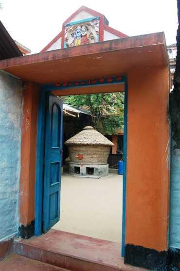 Pranab Mukherjee's ancestral home at Miriti, Birbhum.