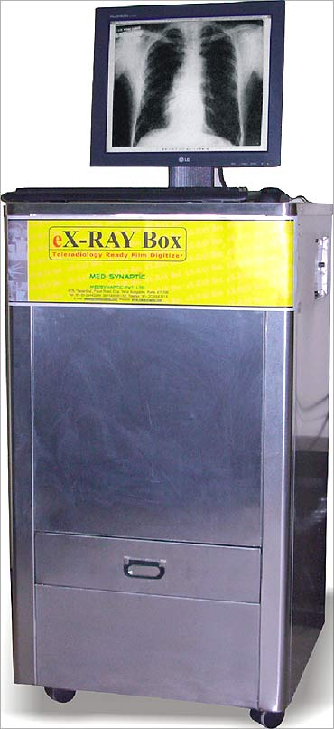 eXray -- film scanner and xImager.
