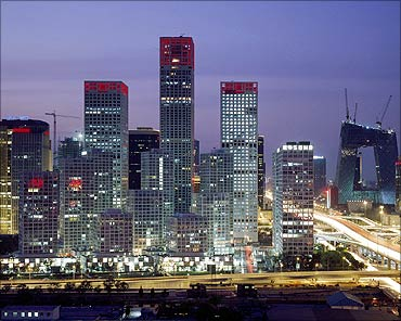 Landscape of Beijing.